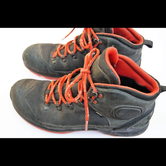 Ecco Biom Gore Tex Hiking Boots Men's Size 11